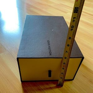 Louis Vuitton Large Shoe Box